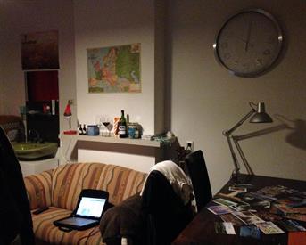 Kamer in Den Haag, Valkenboslaan op Kamernet.nl: Tijdelijke kamer Valkenboslaan