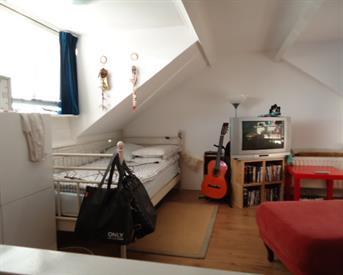 Kamer in Breda, Polderstraat op Kamernet.nl: Zolderkamer te huur