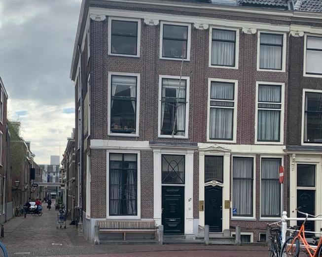 Kamer te huur in de Rapenburg in Leiden