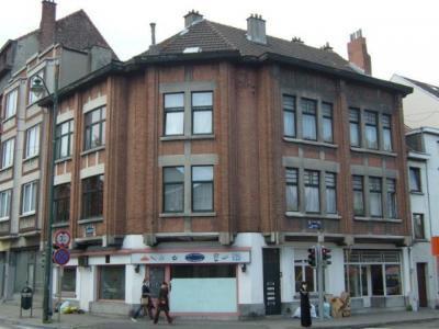Kamer aan Gentsesteenweg in Sint-Jans-Molenbeek (BE)